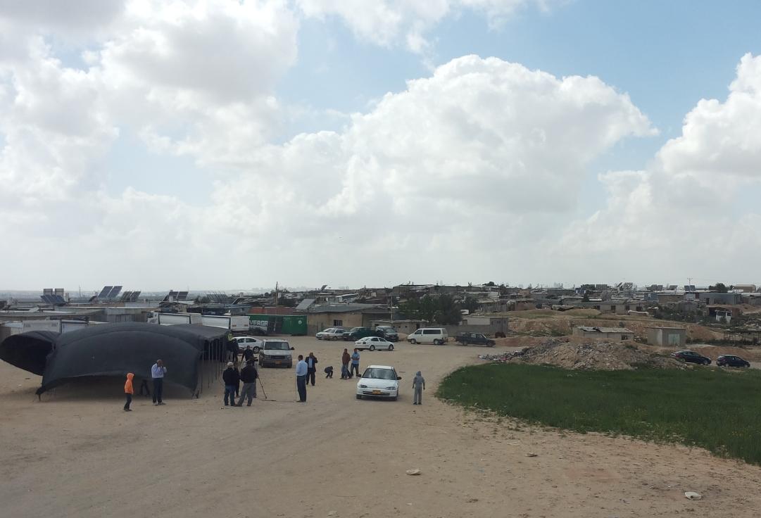 قرية الصواوين في النقب: إصرار على الصمود رغم كل الصعاب