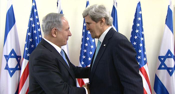 وسائل إعلام عبرية: كيري قوض بجملة واحدة حملة  دعائية استنزفت جهود نتنياهو
