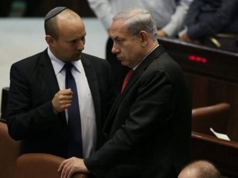 بينيت يطالب نتنياهو بضم الكتل الاستيطانية: عهد «أوسلو» ولّى