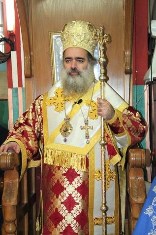 المطران عطاالله حنا: من حق كافة المسيحيين الوصول الى كنيسة القيامة في عيد الفصح