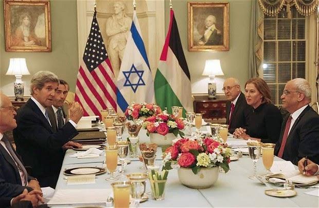 وسائل إعلام إسرائيلية: المحادثات  بين إسرائيل والفلسطينيين تحرز تقدما