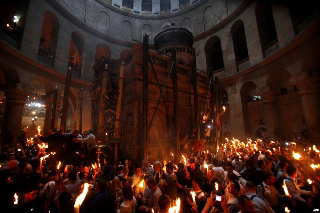 خلال يومين:  452 مصريًا يصلون إسرائيل للاحتفال بعيد القيامة في القدس
