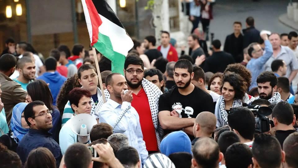 """الناصرة: تحقيقات بوليسية استفزازية على خلفية """"تساهل ما بستاهل"""""""