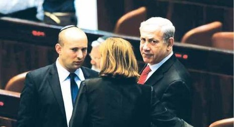 """""""معاريف"""": أزمة المفاوضات أدخلت حكومة نتنياهو في مأزق يصعب الخروج منه"""