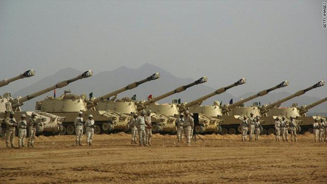 السعودية الدولة الرابعة في العالم في الإنفاق العسكري