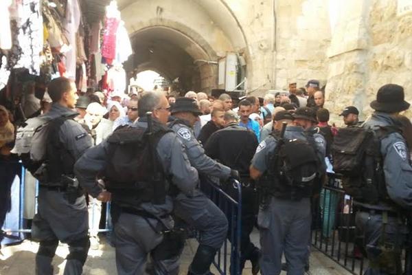 التجمع يدين العدوان المستمر على القدس والأقصى ويدعو إلى إستراتيجية نضالية موحدة