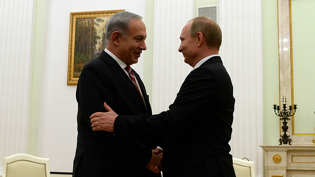 """""""إسرائيل تلتزم الصمت حيال الأزمة في أوكرانيا"""""""
