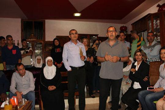 عكا: الحاجة أم أحمد تناشد للمشاركة في مظاهرة ضد التهجير