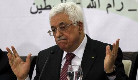 مصادر اسرائيلية: خطاب عباس أطلق رصاصة الرحمة على عملية السلام