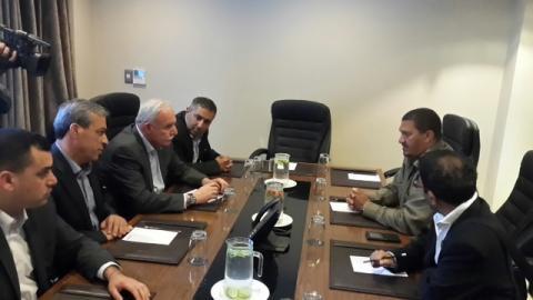 جنوب إفريقيا تبارك اتفاق المصالحة وتؤكد دعمها للقيادة الفلسطينية