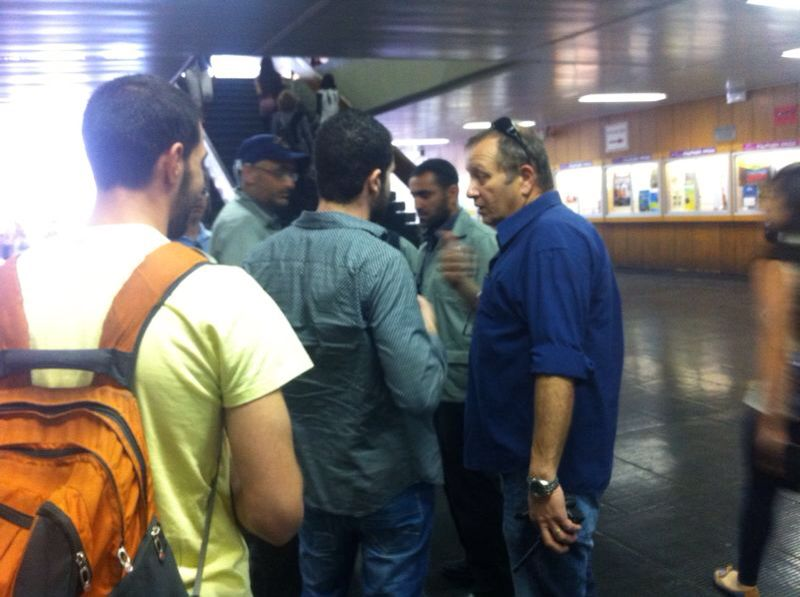 أمن جامعة حيفا يفض نشاطاً طلابياً ويطلب من عبد الفتاح مغادرة القاعة ومنطقة الجامعة