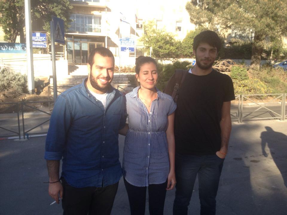 القدس: اطلاق سراح معتقلي المظاهرة في الجامعة العبرية بشروط مقيدة
