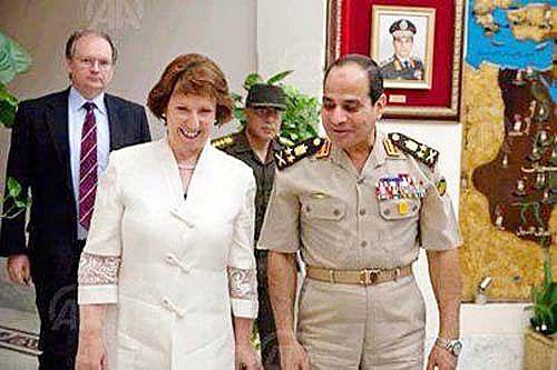 الاتحاد الأوروبي يدين أحكام الاعدام الجماعية في مصر ويعتبرها انتهاكا للقانون الدولي