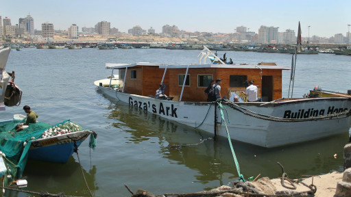 """في أعقاب تفجير سفينة """"فلك غزة"""":  زعبي تطالب بفتح ملف مرمرة مجدداً"""