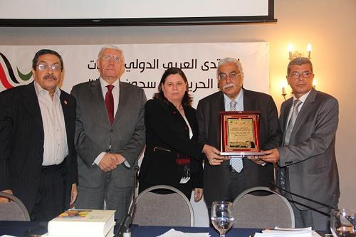 مؤتمر نصرة الأسرى ببيروت يدعو لوضع استراتيجية عربية ودولية لمؤازرتهم
