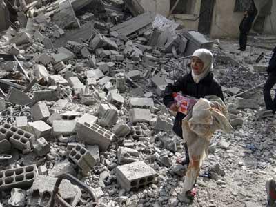 وفد منظمة التحرير برئاسة د. الأغا إلى سوريا لمتابعة ملف اللاجئين الفلسطينيين