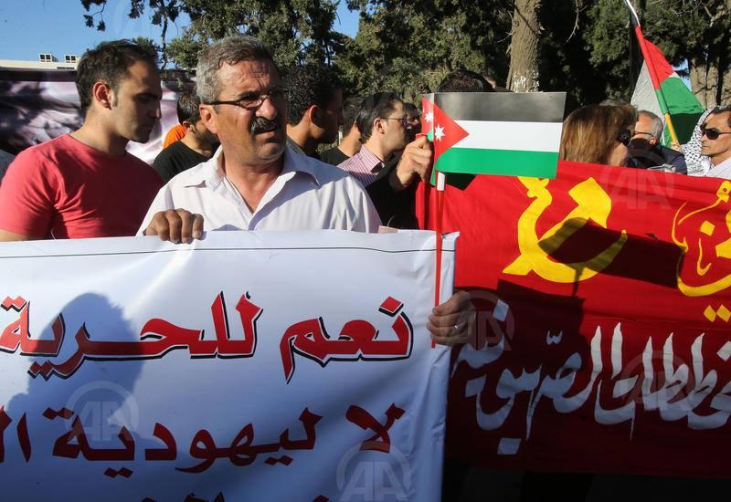 فلسطينيو الأردن يحيون الذكرى الـ66 للنكبة ويرفضون التنازل عن حق العودة