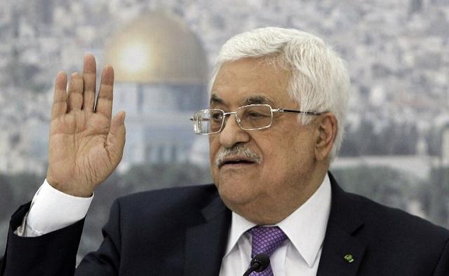 عباس: بعد مرور 66 عاما على النكبة أعدنا فلسطين إلى خارطة الجغرافيا