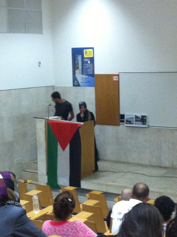 التجمّع الطلابيّ في جامعة تلّ-أبيب يُحيي النكبة بسلسلة فعاليّات ونشاطات