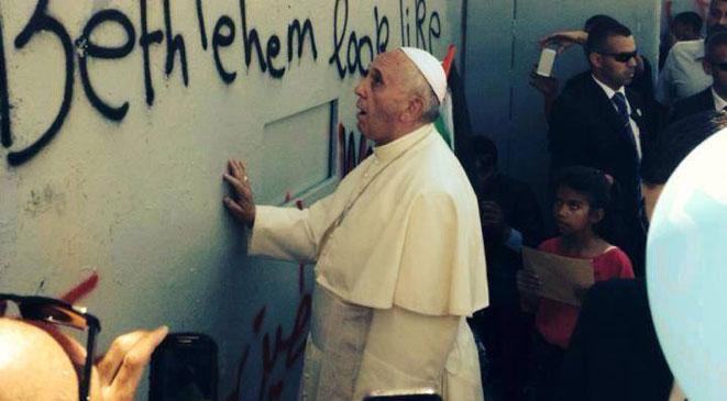 أطفال مخيم الدهيشة يناشدون البابا التدخل لإنقاذ الأسرى