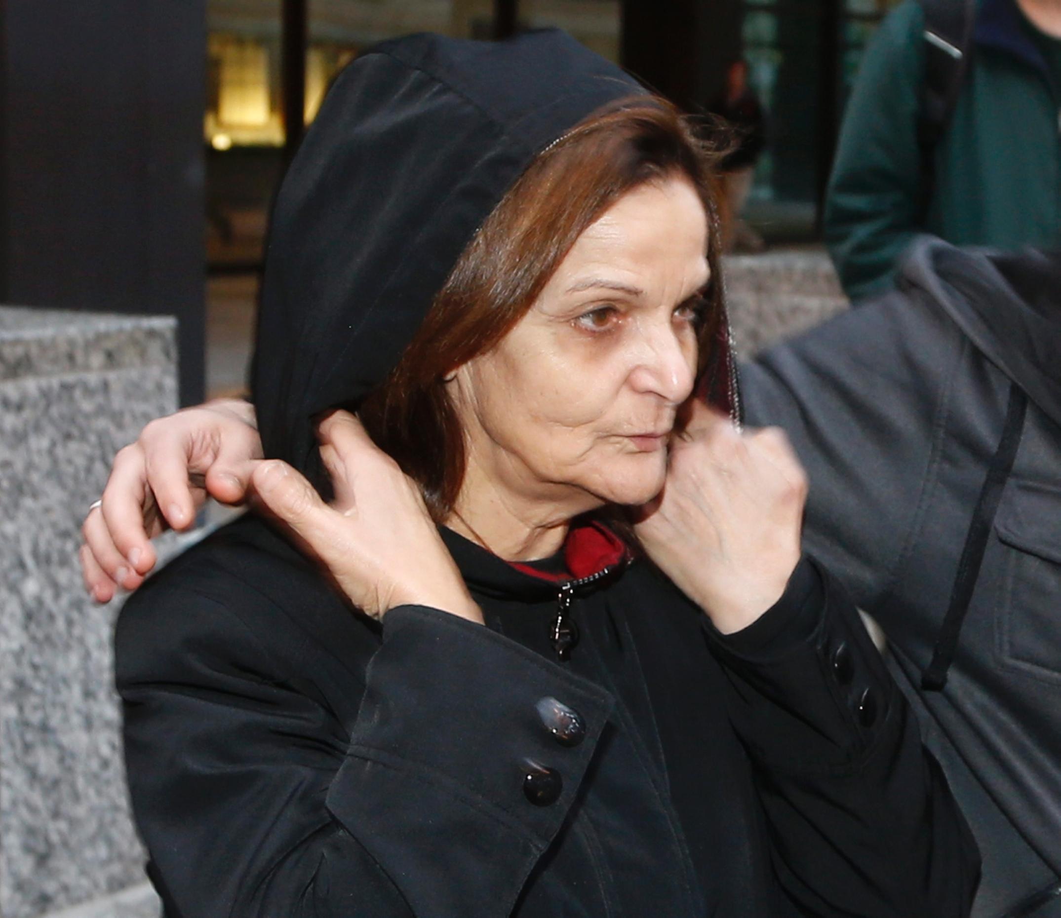 الأسيرة المحررة رسمية عودة ترفض صفقة ادعاء تقضي بهجرتها طوعا خلال ستة شهور من الولايات المتحدة