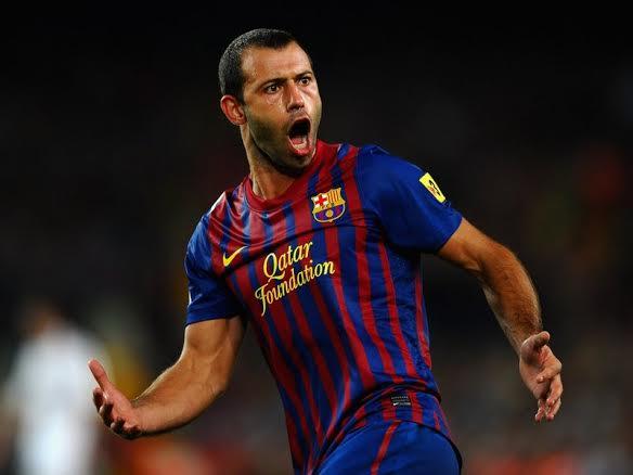 برشلونة يمدد الاتفاق مع ماسكيرانو