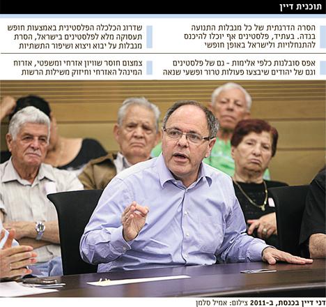رئيس المجلس الاستيطاني يقترح على الحكومة الإسرائيلية مشروعًا بديلا لفشل المفاوضات