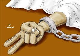 وزارة الصحة الإسرائيلية تتملص من مسؤوليتها عن تقييد الأسرى المضرين عن الطعام في المستشفيات بالسرير على مدار الساعة