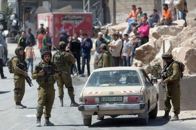 شهيدان فلسطينيان بنيران قوات الاحتلال في الضفة الغربية