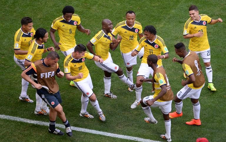 كولومبيا تفوز على ساحل العاج وتضمن تأهلها لثمن النهائي