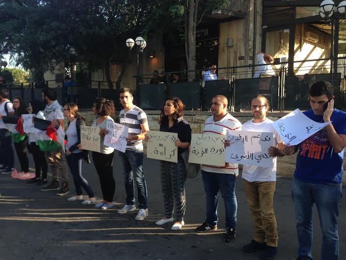 القدس؛ الحركة الطلّابيّة: لن ترهبنا الاعتقالات ولن تكسر الحراك الطلابي