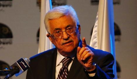 عباس يطالب نتنياهو بالتنديد بقتل الفلسطينيين