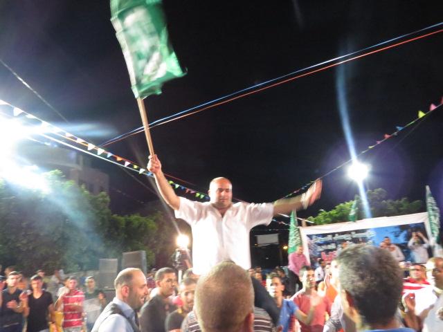 البعينة: مهرجان بمناسبة تحرير الأسير وسام خليل