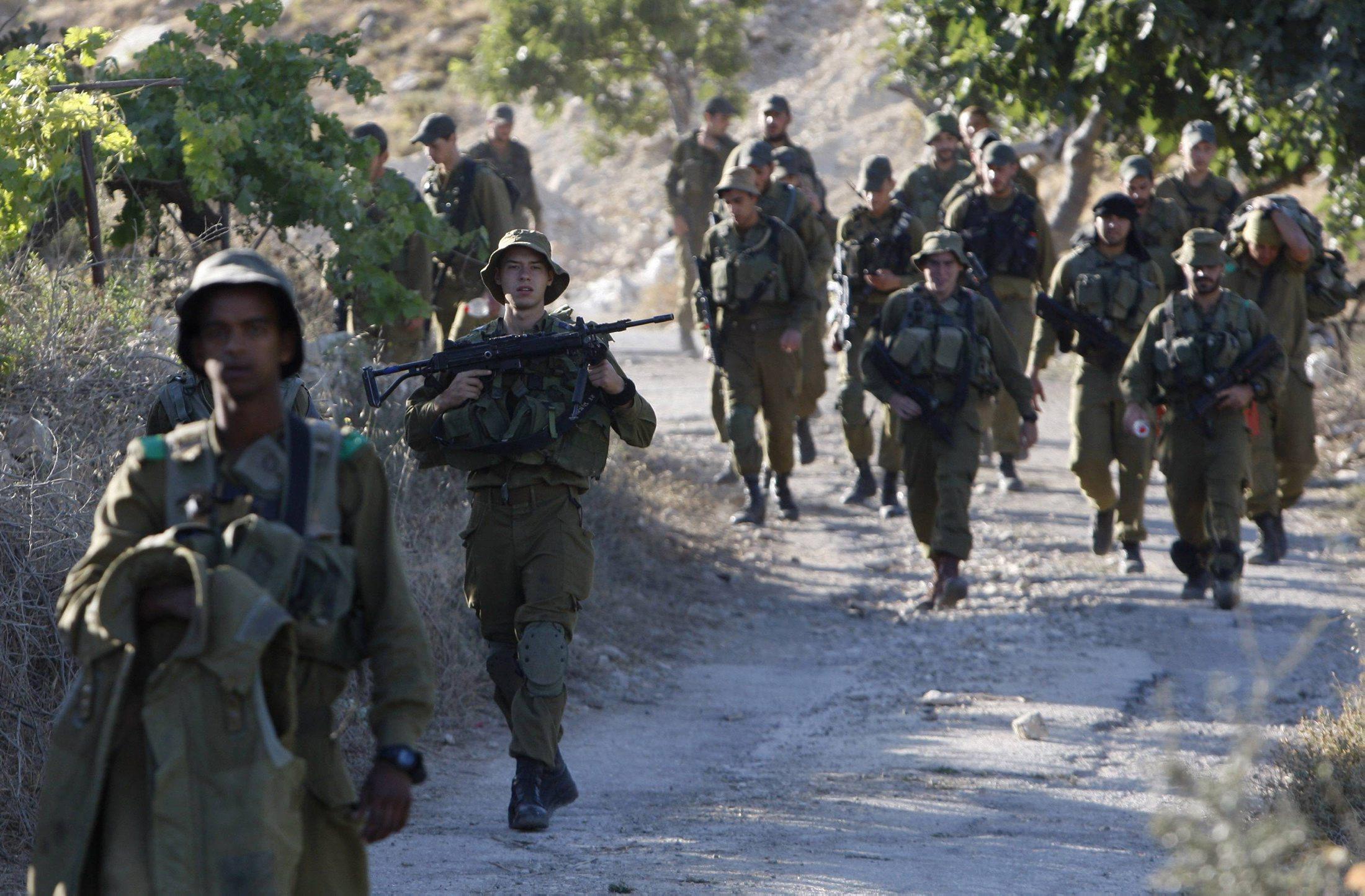جيش الاحتلال يبدأ خفض سقف التوقعات من الحملة العسكرية على الضفة