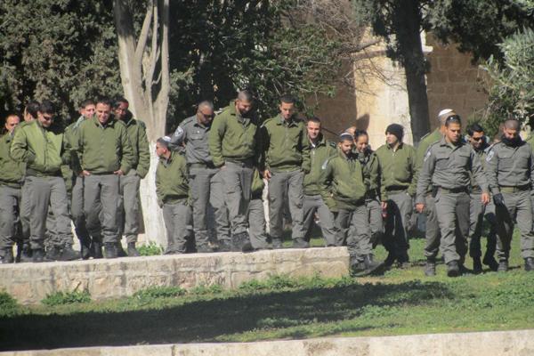 تقرير: عمليات تهويد غير مسبوقة في مدينة القدس المحتلة