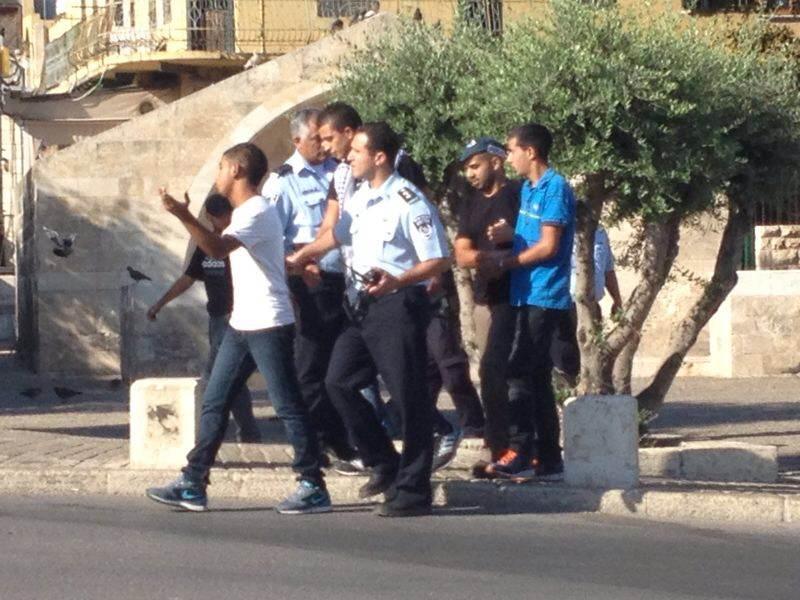 عدالة يستأنف للمركزية على قرار تمديد اعتقال 4 قاصرين