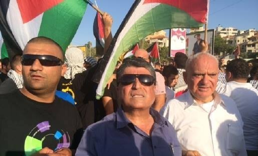 الشرطة تعتقل رجا اغبارية القيادي في حركة أبناء البلد