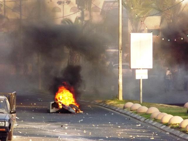 مظاهرات الغضب: أكثر من مئة معتقل واستمرار التظاهرات