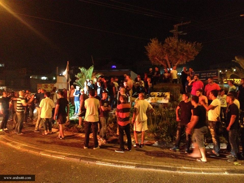 24 معتقلا من الناصرة والجليل في اليوم الرابع لمظاهرات الغضب