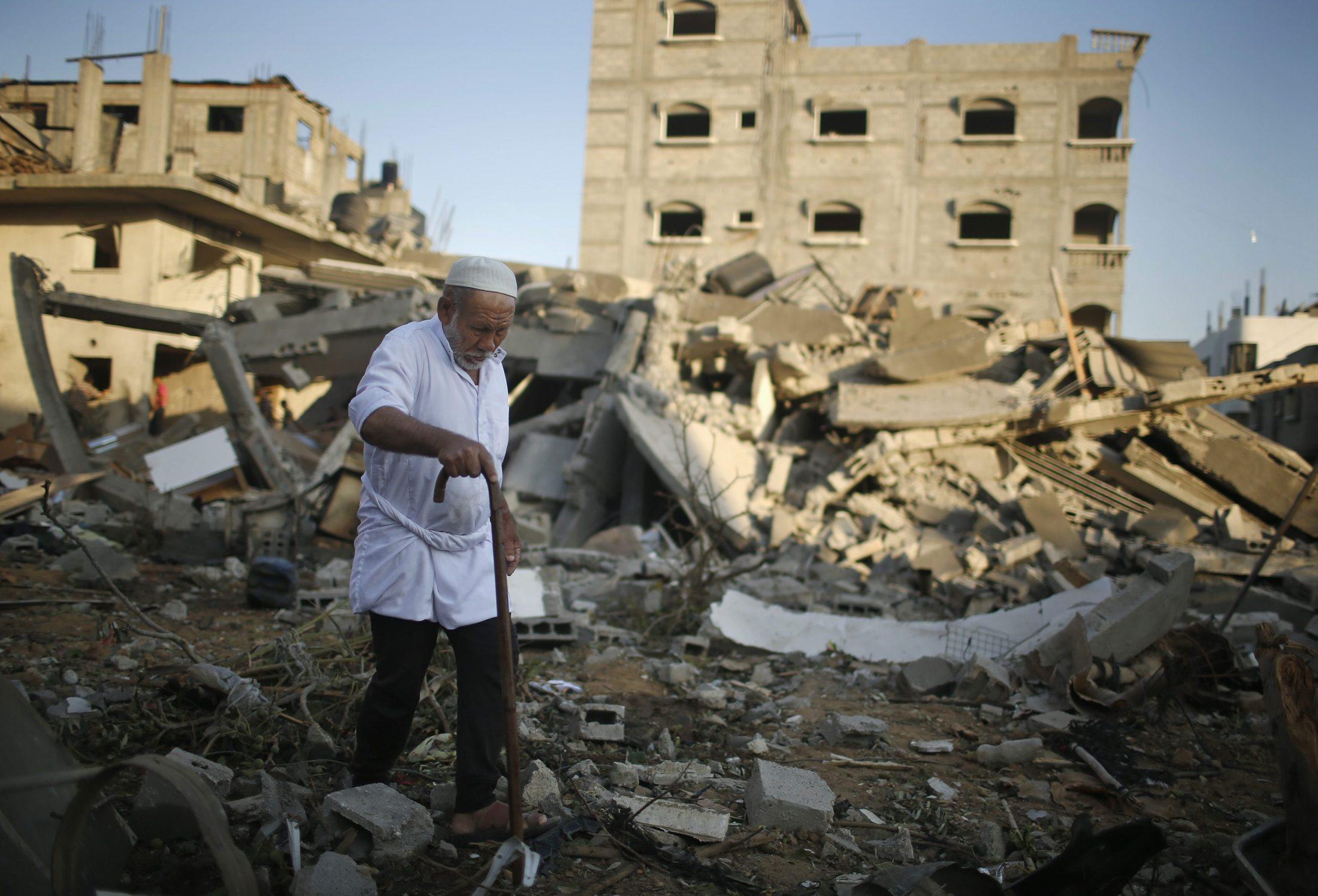 """""""حماس استخلصت العبر والجيش ينقصه المعلومات الاستخبارية"""""""
