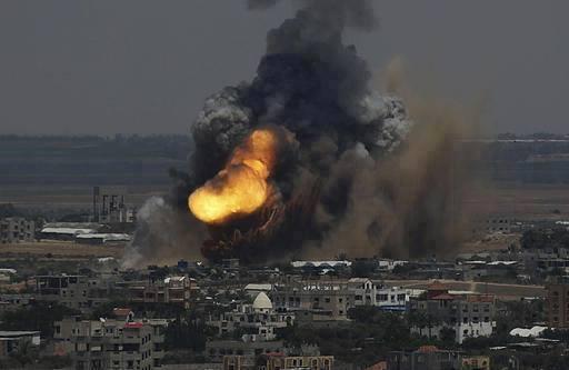سلاح الجو الإسرائيلي يدعي أنه قادر على إنجاز الأهداف بدون قوات برية