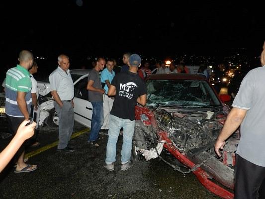 اللقية: مصرع  شخص (63 عاما) واصابة آخر بجراح بالغة  في حادث طرق