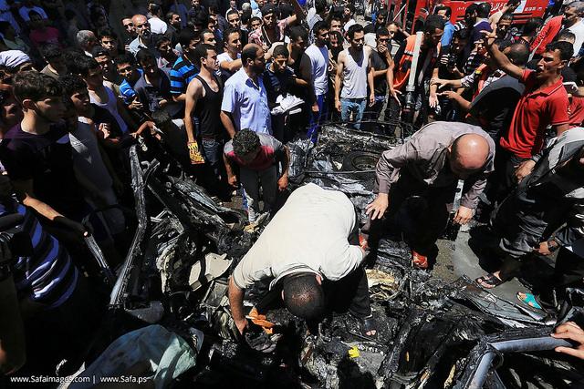 تواصل العدوان الإسرائيلي: شهيد رابع منذ  بعد ظهر اليوم
