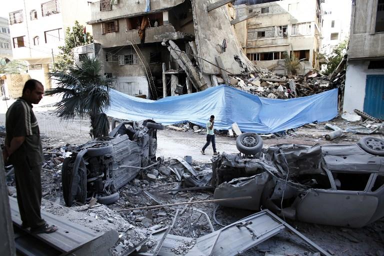 في اليوم التاسع للعدوان على غزة: 26 شهيدا بينهم 7 أطفال
