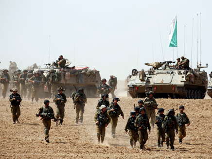 أجهزة الأمن الإسرائيلي تلغي إمكانية توغل مقاتلين فلسطينيين