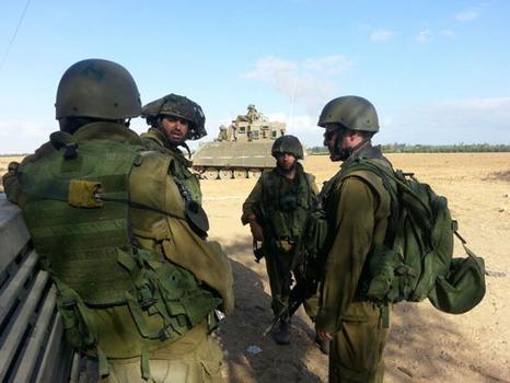 إسرائيل تعترف بمقتل ضابط وجندي في عملية التسلل خلف خطوط قوات الاحتلال