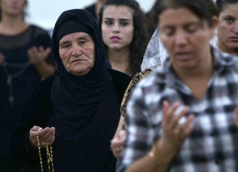 """جريمة تاريخية في الموصل: تهجير مئات العائلات المسيحية وإجماع على التصدي لـ""""داعش"""""""