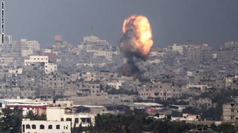مكتب الصحافة الحكومي الإسرائيلي يحذر المراسلين الأجانب من البقاء في غزة