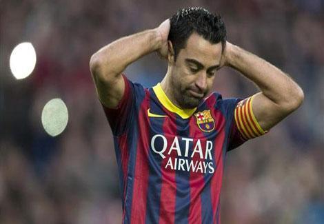 تشافي ينوي ترك برشلونة متوجهًا لنيويورك