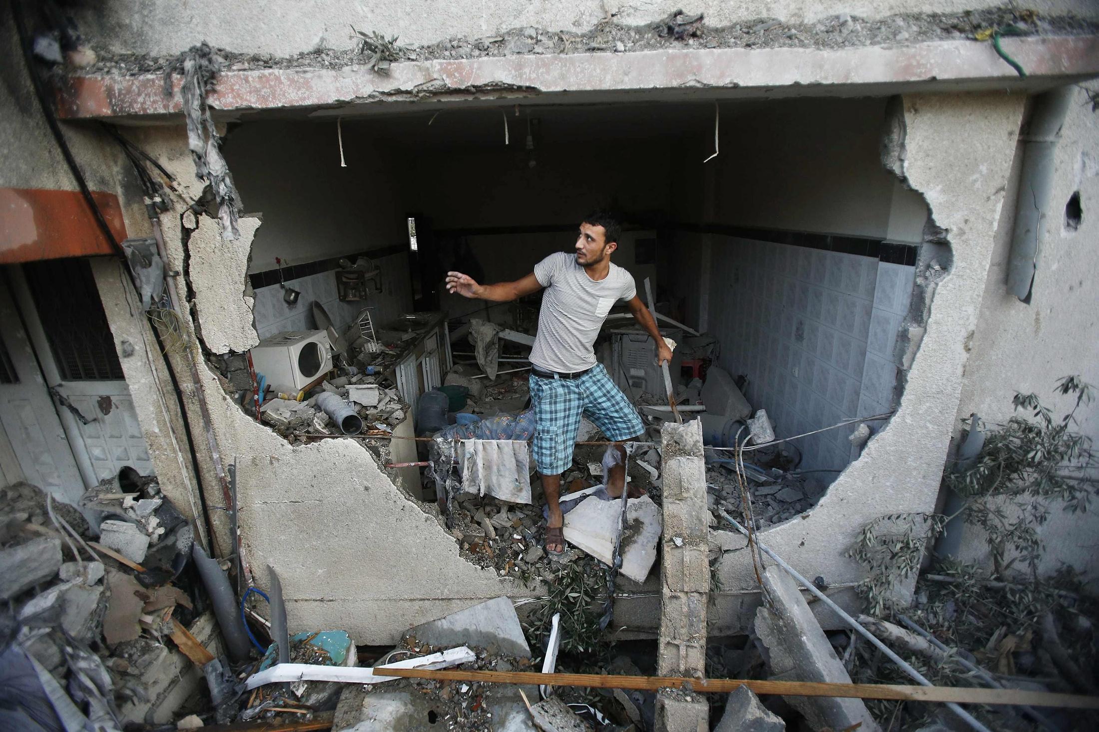 عميدرور: احتلال غزة أو تكرار الحرب كل بضعة سنوات